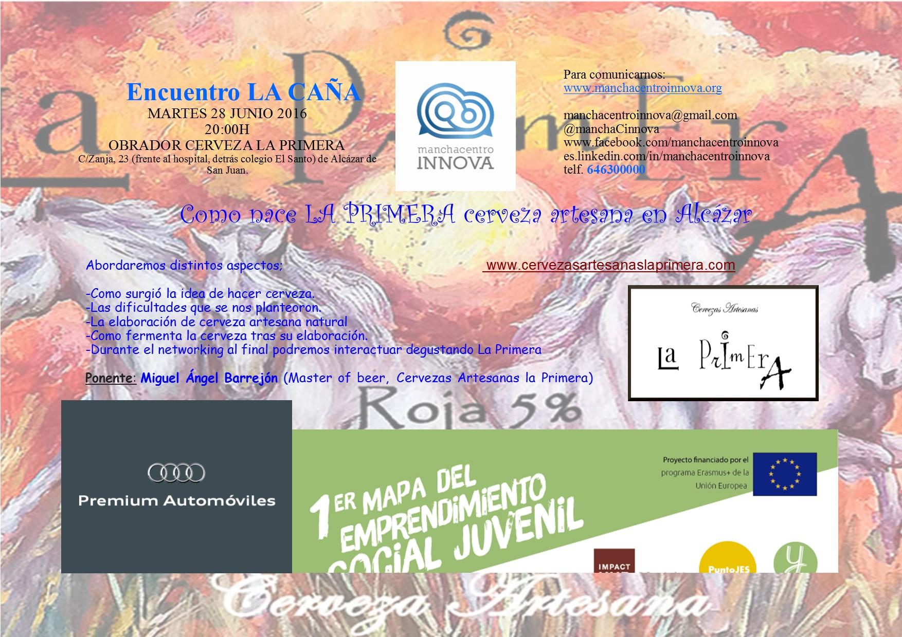 Encuentro Junio 2016 ManchaCentroInnova