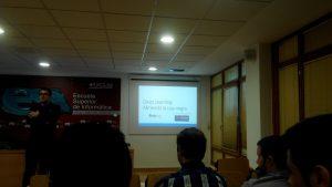 "Epezando la presentación sobre ""Deep Learning"""