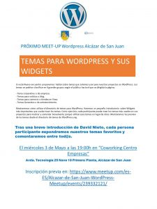 MeetUp_WP_Alcazar_mayo17