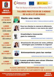 Talleres Impulsa Comercia 17 Almansa
