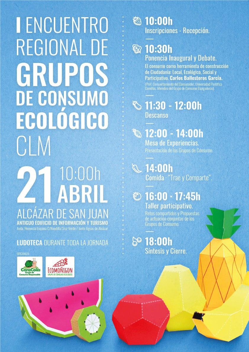 Grupos de consumo ecológico Alcázar